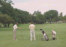 Southwest Texas Golf Course